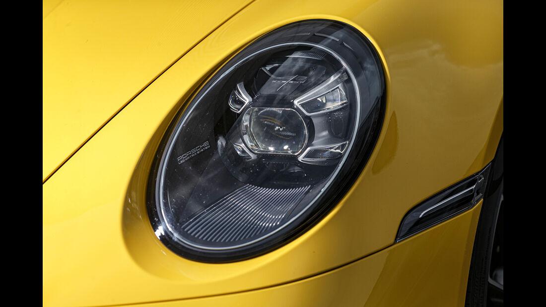 Porsche 911, Exterieur