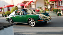 Porsche 911 Fahraufname