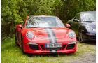 Porsche 911 - Fan-Autos - 24h-Rennen Nürburgring 2015 - 14.5.2015
