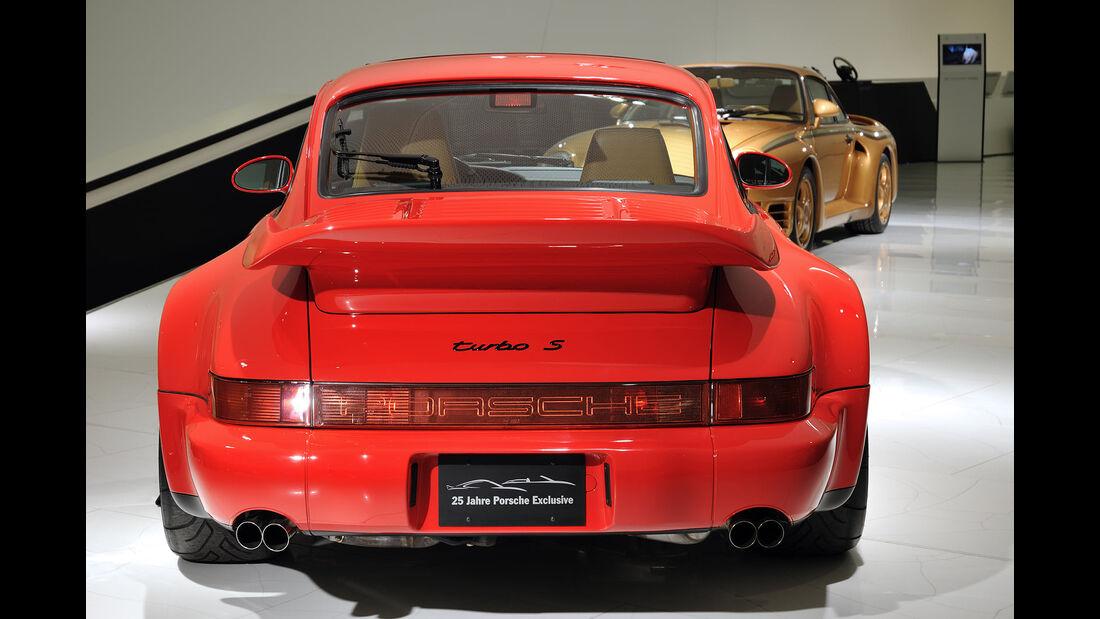 Porsche 911 Flachbau, Porsche Exclusive, Porsche-Museum