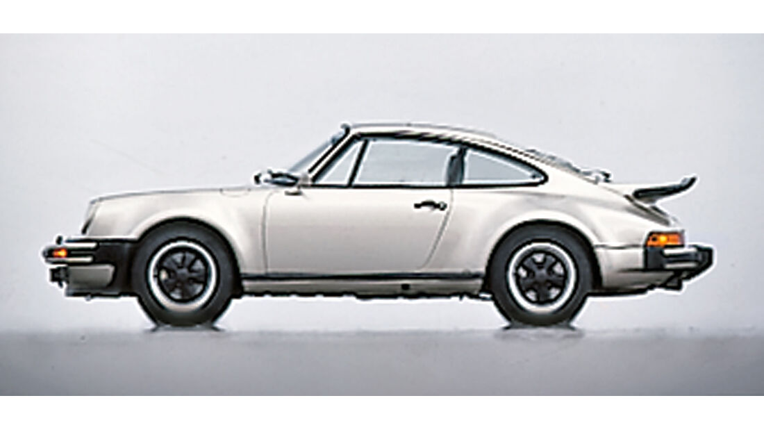 Porsche 911, G-Modell