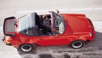 Porsche 911 G-Modell, Draufsicht