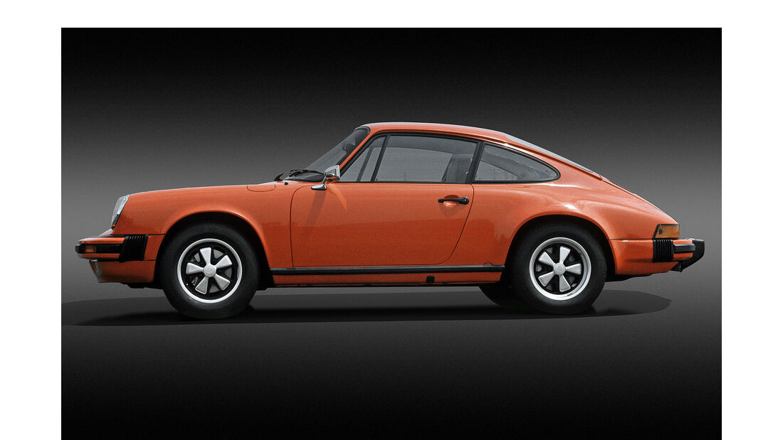 Porsche 911 G-Serie 1973