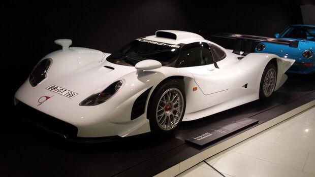Porsche 911 GT1/98 - Straßenversion - Porsche Museum