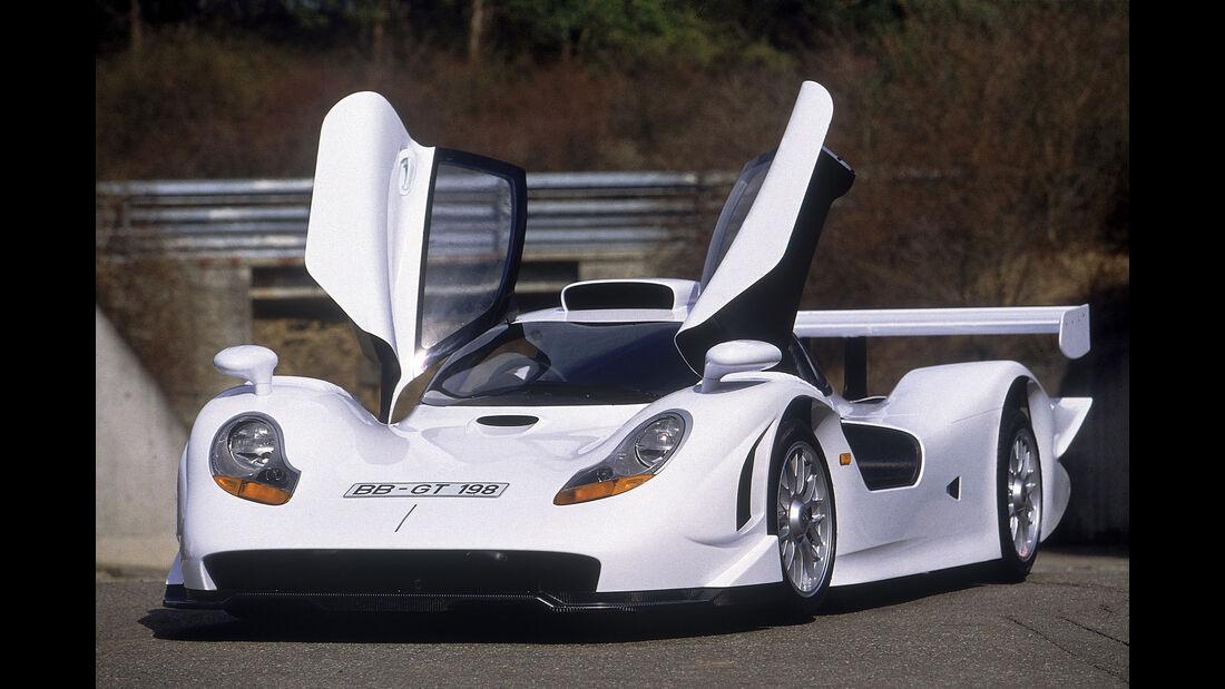 Porsche 911 GT1 - Straßenversion - 1998