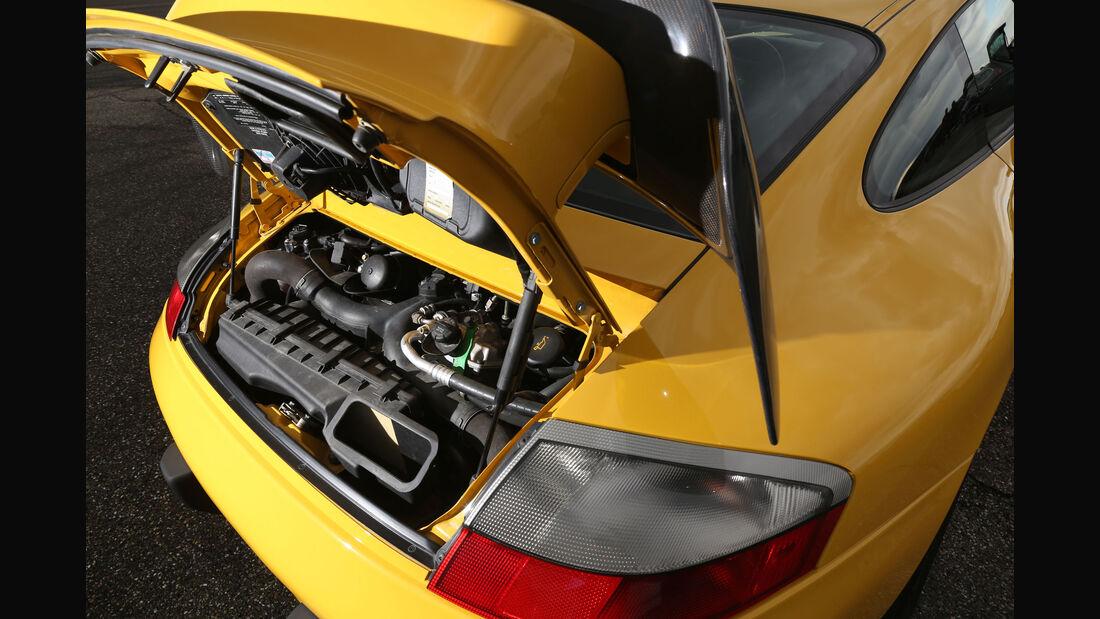 Porsche 911 GT2 (996) - Sportwagen - Biturbo