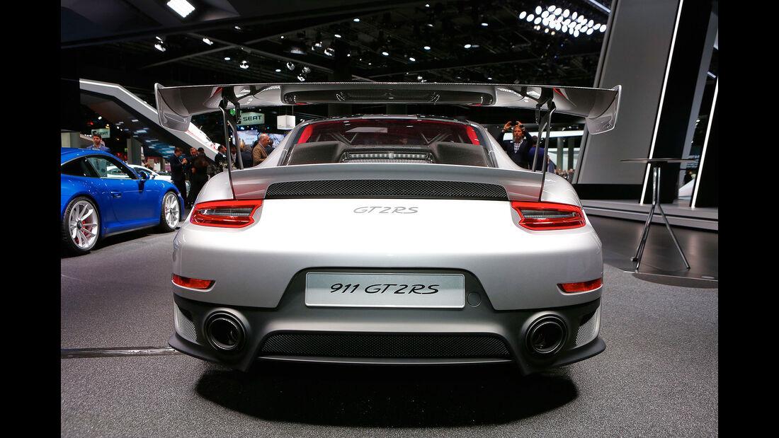 Porsche 911 GT2 RS 991 (2) xBox Forza 7
