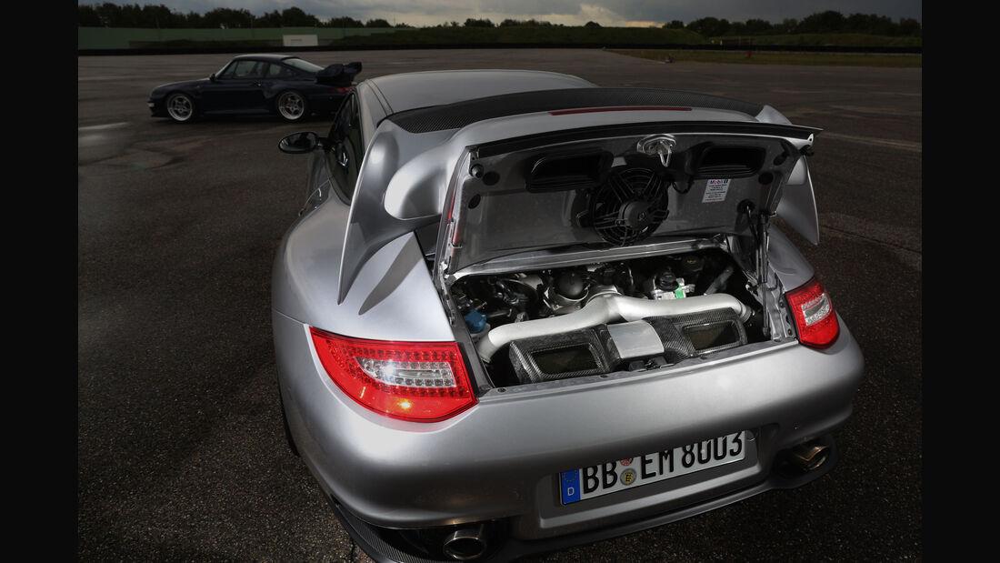 Porsche 911 GT2 RS (997) - Sportwagen - Biturbo