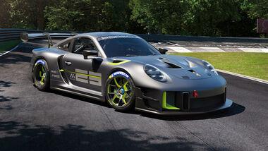 Porsche 911 GT2 RS Clubsport 25