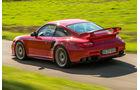 Porsche 911 GT2 RS, Heckansicht