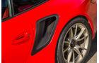 Porsche 911 GT2 RS, Lutfhutze