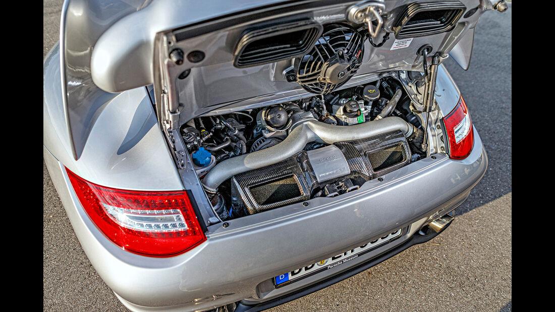 Porsche 911 GT2 RS, Motor