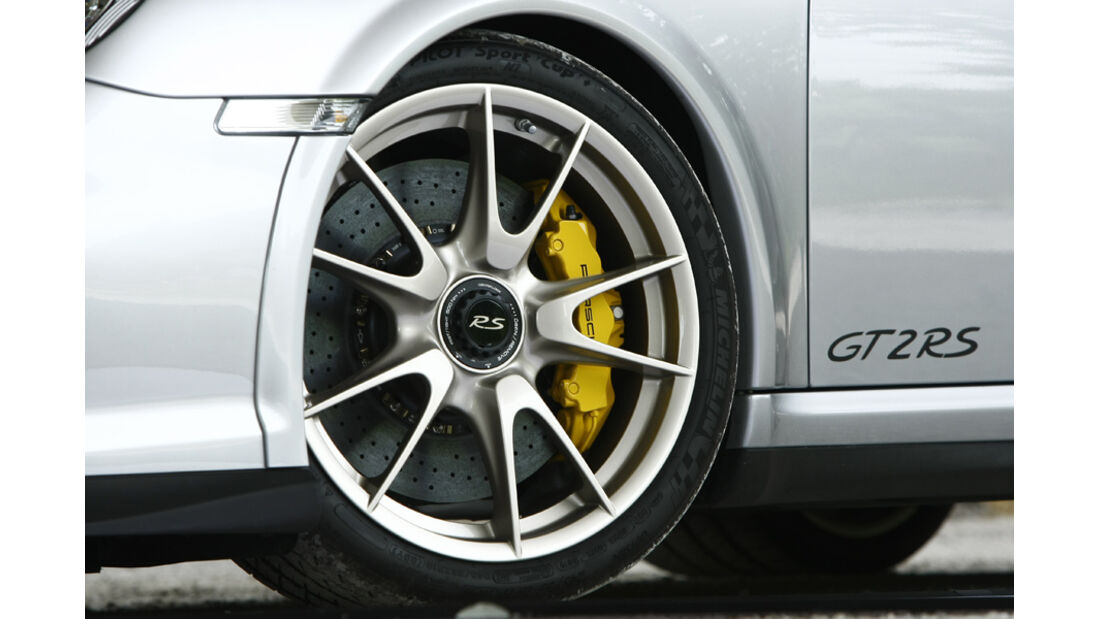 Porsche 911 GT2 RS Rad