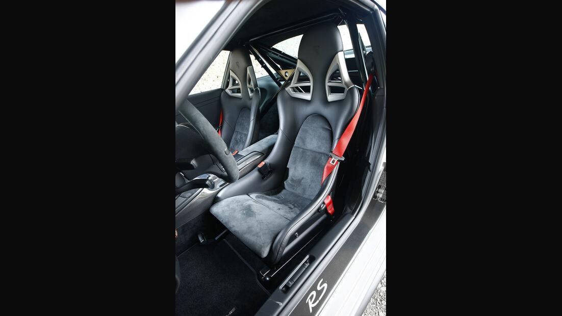 Porsche 911 GT2 RS Sitz