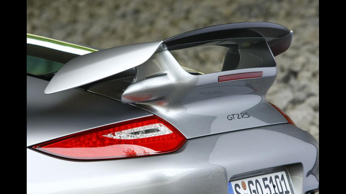 Porsche 911 GT2 RS Spoiler