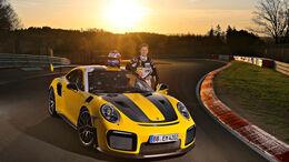 Porsche 911 GT2 RS - Sportwagen - Supertest