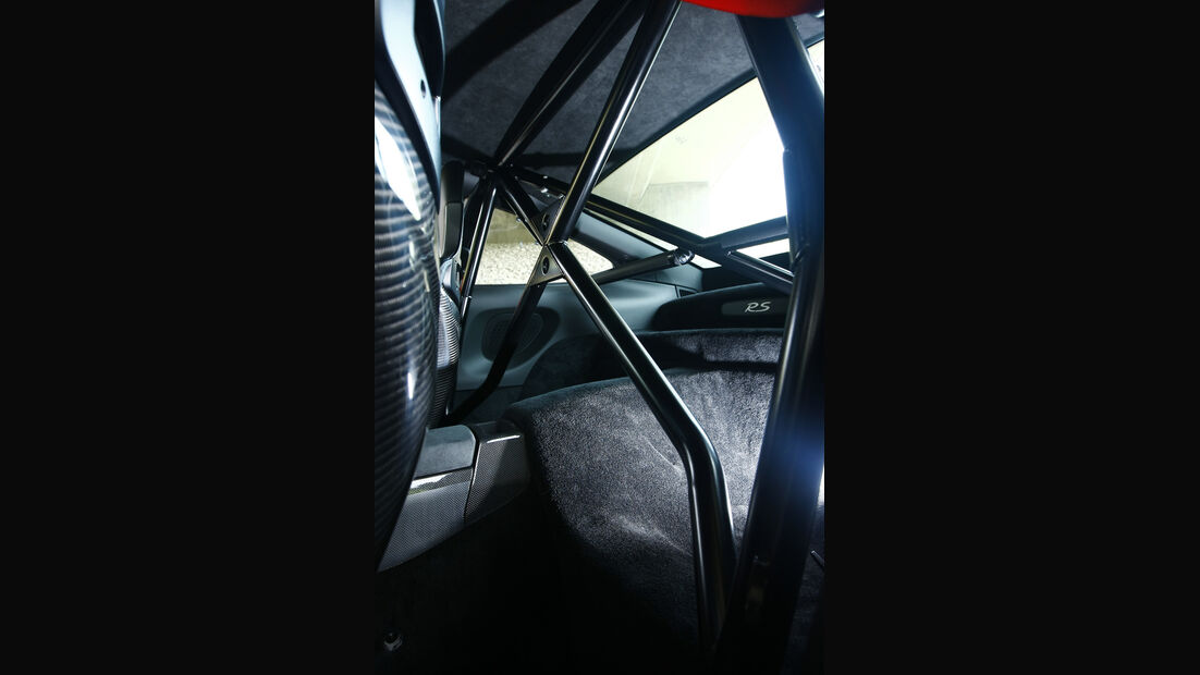 Porsche 911 GT2 RS Überrollkäfig