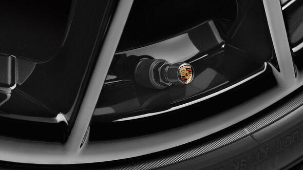 Porsche 911 GT3 991.2 Facelift, Konfigurator, Ventilkappe