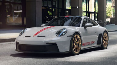 Porsche 911 GT3 992 (2021) Configurator