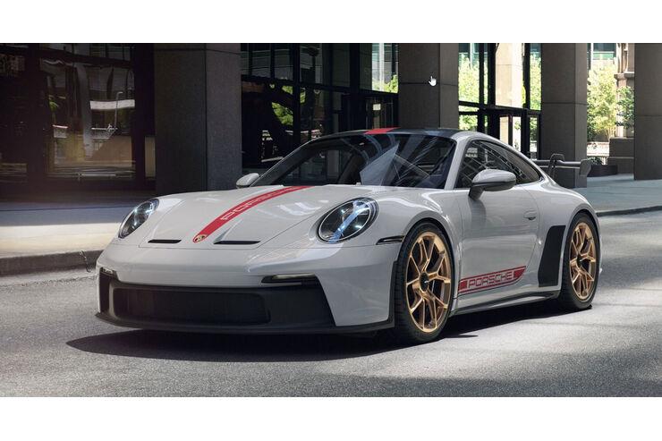 Porsche 911 GT3 konfiguriert: Extras zum Cayman-Preis | AUTO MOTOR UND SPORT - auto motor und sport
