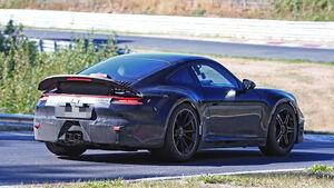 Porsche 911 GT3 992 Erlkönig