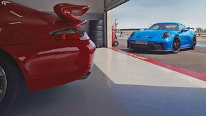 Porsche 911 GT3 996 992