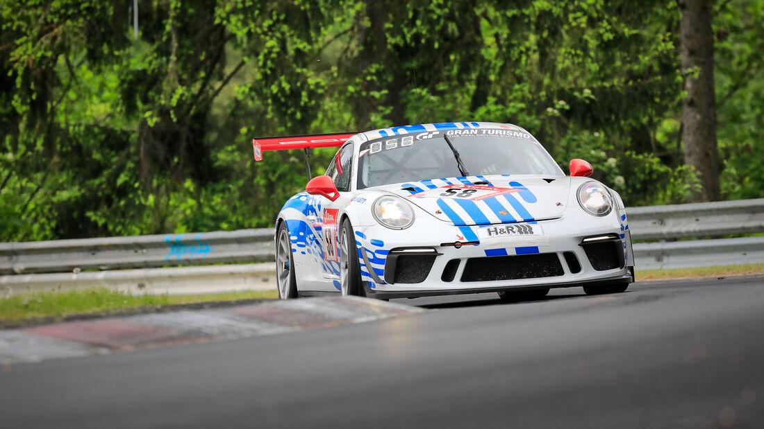 Porsche 911 GT3 CUP - Startnummer #58 - Klasse: SP 7 - 24h-Rennen - Nürburgring - Nordschleife - 03. - 06. Juni 2021