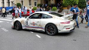 Porsche 911 GT3 - Carspotting - GP Monaco 2019