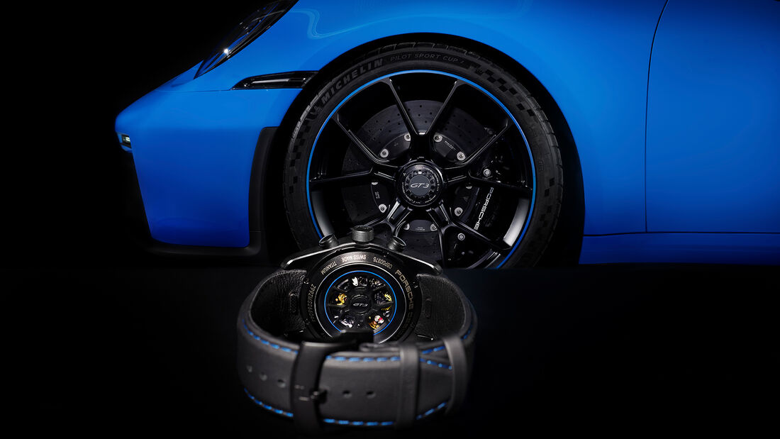 Porsche 911 GT3 Chronograph
