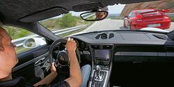 Porsche 911 GT3, Cockpit