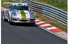 Porsche 911 GT3 Cup - Black Falcon Team Reissdorf Alkoholfrei - Impressionen - 24h-Rennen Nürburgring 2014 - #56 -Qualifikation 1