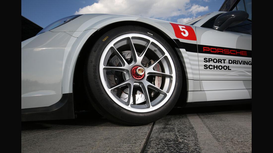 Porsche 911 GT3 Cup, Exterieur