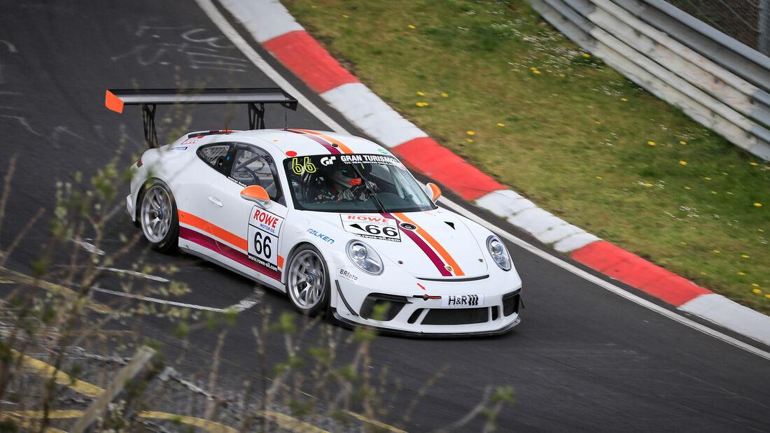 Porsche 911 GT3 Cup Gen II - Startnummer #66 - SP5+SP6+SP7 - NLS 2021 - Langstreckenmeisterschaft - Nürburgring - Nordschleife