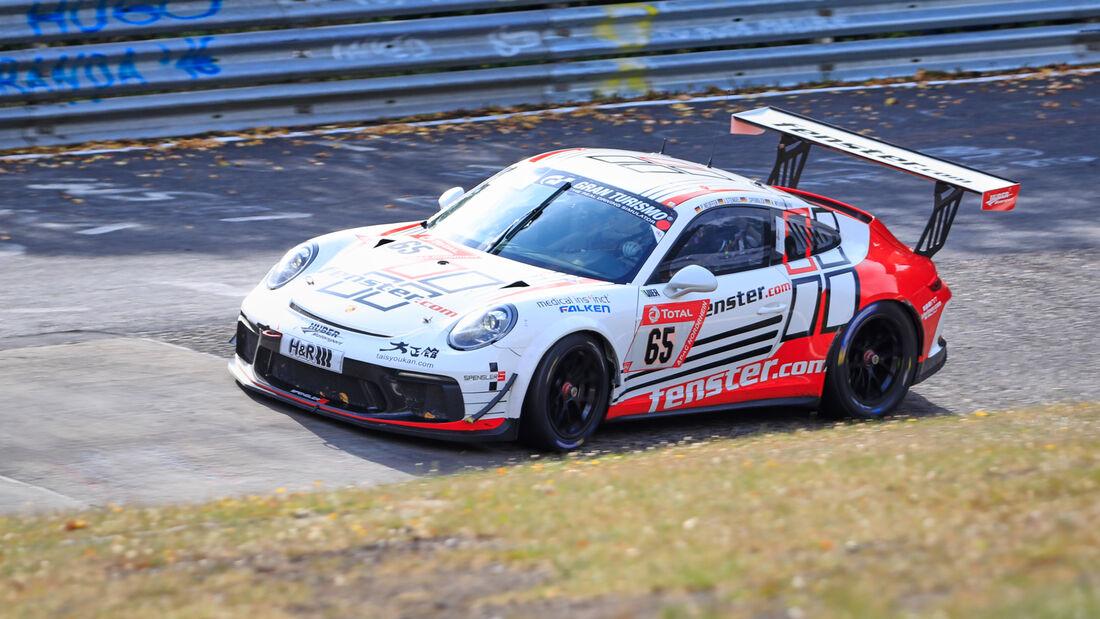 Porsche 911 GT3 Cup - Huber Motorsport - Startnummer #65 - Klasse: SP7 - 24h-Rennen - Nürburgring - Nordschleife - 24. bis 27. September 2020