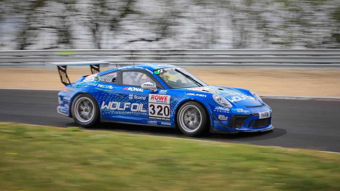 Porsche 911 GT3 Cup II - Startnummer #320 - Four Motors GmbH - AT(-G) - NLS 2021 - Langstreckenmeisterschaft - Nürburgring - Nordschleife