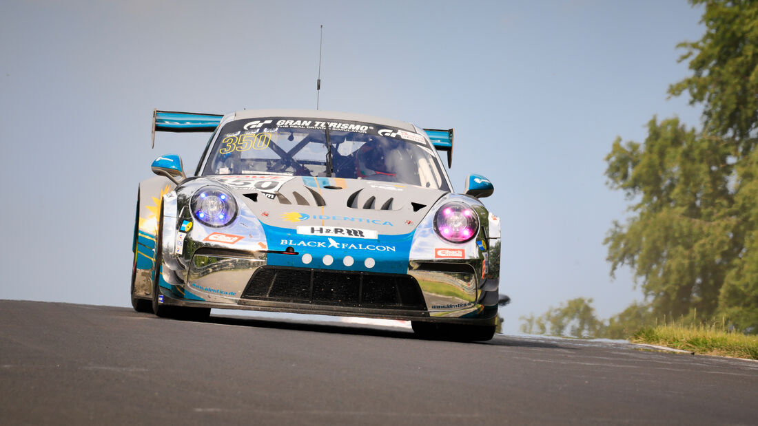 Porsche 911 GT3 Cup MR - Startnummer #350 - BLACK FALCON Team IDENTICA - SP-Pro - NLS 2020 - Langstreckenmeisterschaft - Nürburgring - Nordschleife