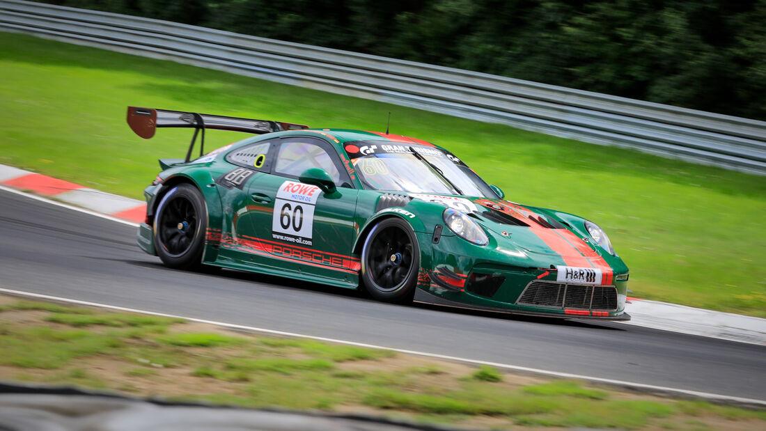 Porsche 911 GT3 Cup MR - Startnummer #60 - 9und11 Racing Team - SP7 - NLS 2021 - Langstreckenmeisterschaft - Nürburgring - Nordschleife