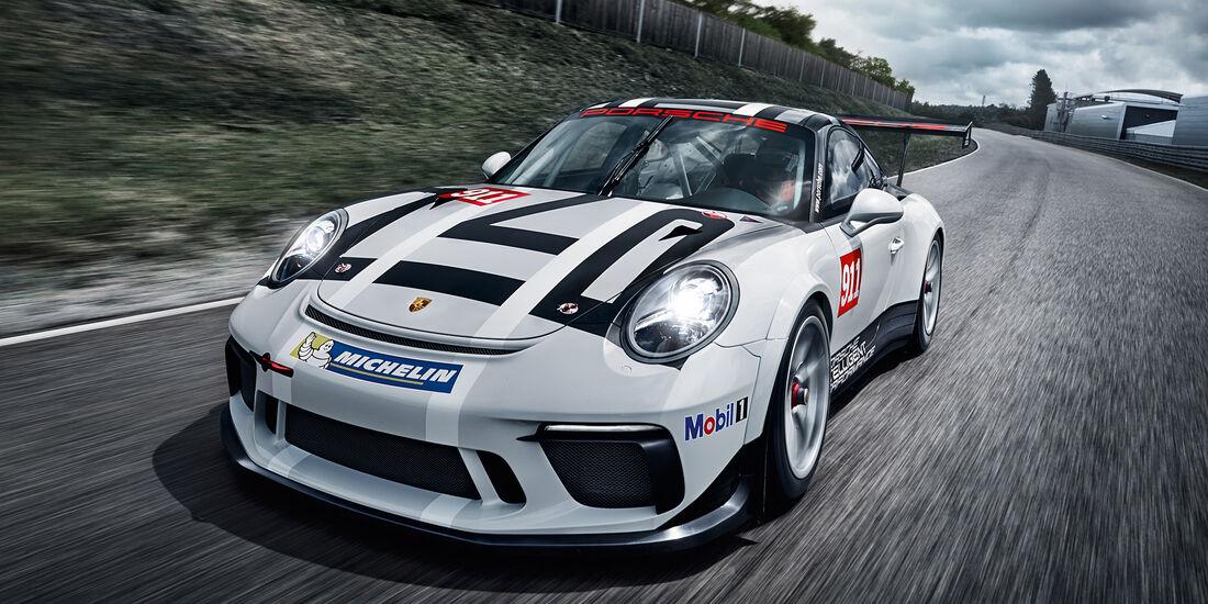 Porsche 911 GT3 Cup - Modelljahr 2017