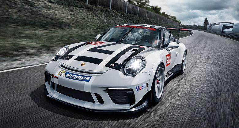 Porsche 911 GT3 Cup (2017)