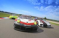 Porsche 911 GT3 Cup, Porsche 911 GT3 R, Porsche 911 RSR, Exterieur