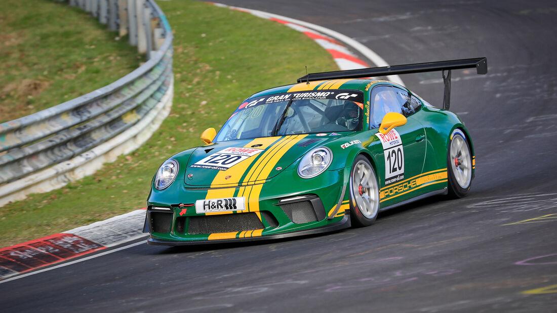 Porsche 911 GT3 Cup - Startnummer #120 - 9und11 Racing Team - Cup2 - NLS 2021 - Langstreckenmeisterschaft - Nürburgring - Nordschleife
