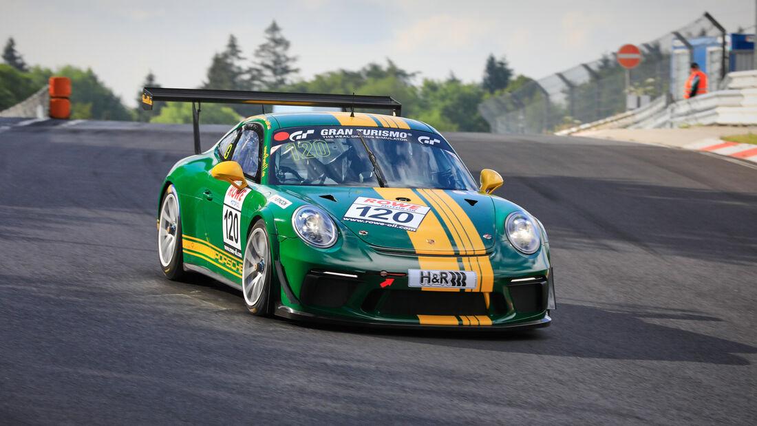 Porsche 911 GT3 Cup - Startnummer #120 - Team 9 und 11 Racing - Cup2 - NLS 2020 - Langstreckenmeisterschaft - Nürburgring - Nordschleife
