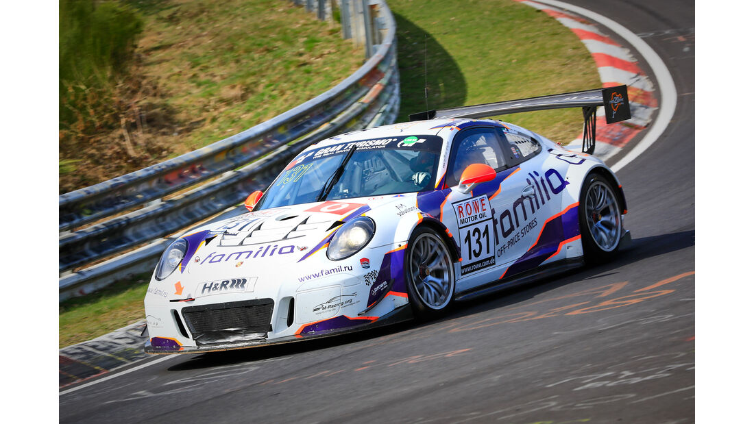 Porsche 911 GT3 Cup - Startnummer #131 - rent2drive-FAMILIA-racing - SP8 - VLN 2019 - Langstreckenmeisterschaft - Nürburgring - Nordschleife