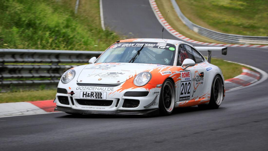 Porsche 911 GT3 Cup - Startnummer #202 - rent2drive-FAMILIA-racing - SP6 - NLS 2020 - Langstreckenmeisterschaft - Nürburgring - Nordschleife