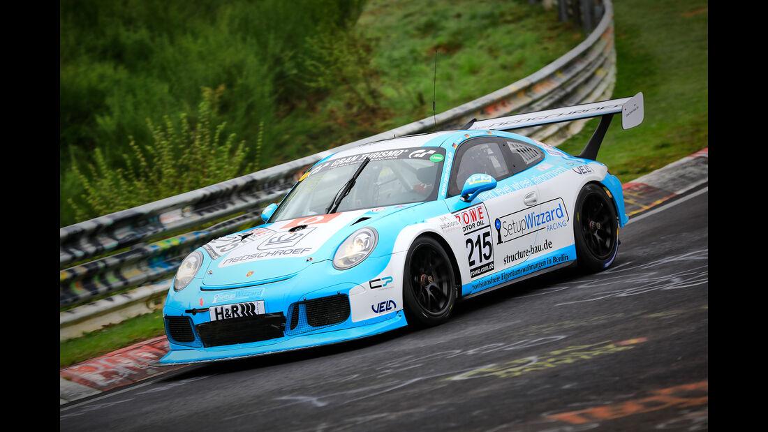 Porsche 911 GT3 Cup - Startnummer #215 - Setup Wizzard Racing - SP6 - VLN 2019 - Langstreckenmeisterschaft - Nürburgring - Nordschleife