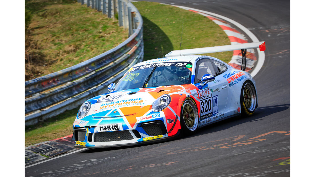 Porsche 911 GT3 Cup - Startnummer #320 - Care for Climate - AT(-G) - VLN 2019 - Langstreckenmeisterschaft - Nürburgring - Nordschleife