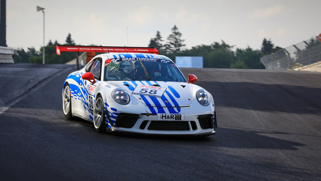 Porsche 911 GT3 Cup - Startnummer #58 - SP7 - NLS 2020 - Langstreckenmeisterschaft - Nürburgring - Nordschleife