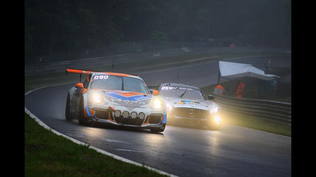 Porsche 911 GT3 Cup - Startnummer #59 - 24h-Rennen Nürburgring 2018 - Nordschleife - 13.5.2018