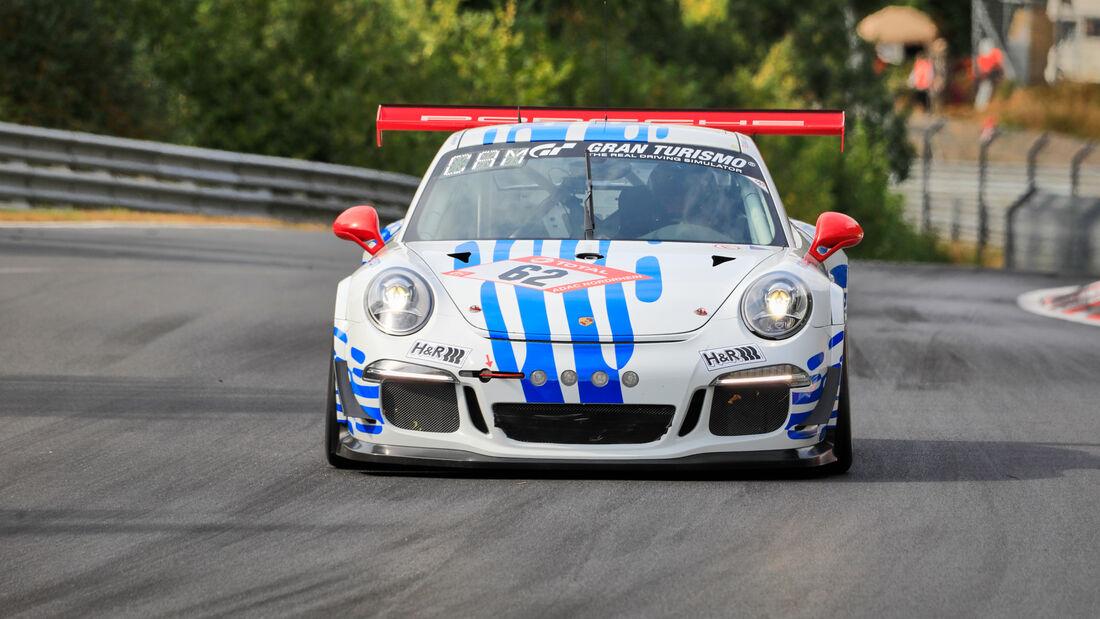 Porsche 911 GT3 Cup - Startnummer #62 - Klasse: SP7 - 24h-Rennen - Nürburgring - Nordschleife - 24. bis 27. September 2020