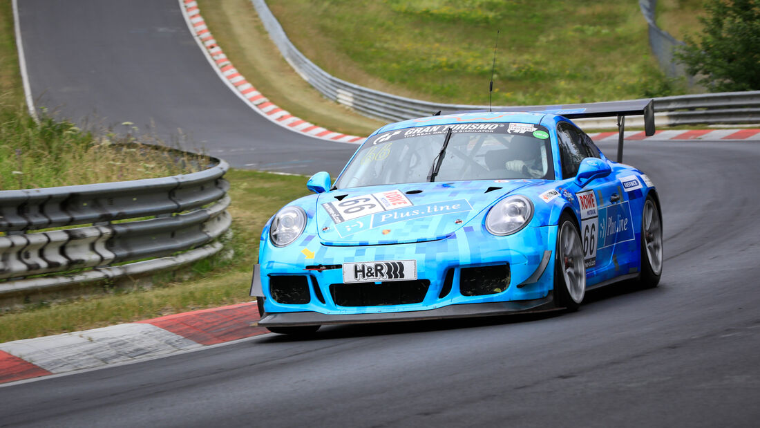Porsche 911 GT3 Cup - Startnummer #66 - rent2drive-FAMILIA-racing - SP7 - NLS 2020 - Langstreckenmeisterschaft - Nürburgring - Nordschleife